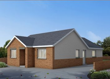 Thumbnail 3 bedroom detached bungalow for sale in Development Site, Waterloo Road, Penygroes, Llanelli, Carmarthenshire.