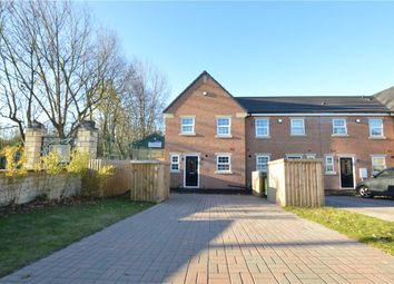 Thumbnail 3 bedroom town house for sale in Railway Mews, Great North Road, Micklefield, Leeds