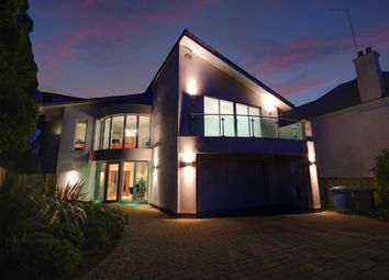 Thumbnail 4 bedroom detached house for sale in Brownsea View Avenue, Poole, Dorset