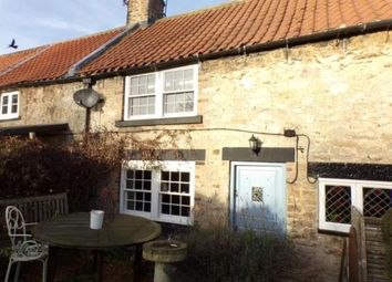 Thumbnail 2 bed terraced house for sale in School Bank, Middleton Tyas, Richmond, North Yorkshire