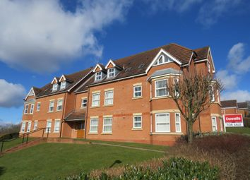 Thumbnail 2 bed flat for sale in Garrick Close, Dudley