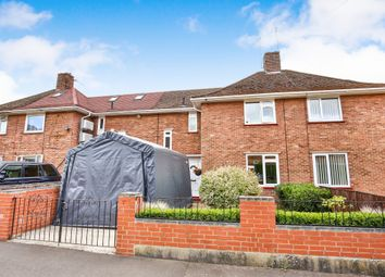 Thumbnail 3 bed terraced house for sale in Rydal Close, Norwich