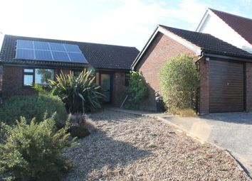 Thumbnail 3 bedroom detached bungalow for sale in Dovedale, Felixstowe