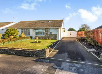 Thumbnail 2 bedroom semi-detached bungalow for sale in Coppice Avenue, Ferndown