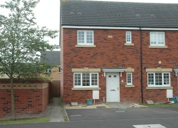Thumbnail 3 bed terraced house to rent in Catherine Close, Monmouth