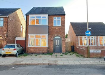 Thumbnail 3 bed detached house for sale in Marston Road, Near Barkby Road, Leicester
