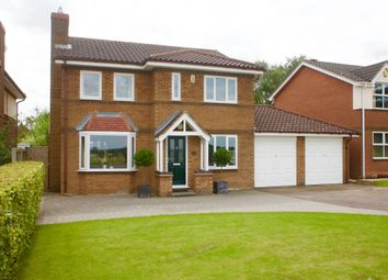 Thumbnail 4 bed detached house for sale in Tuttles Lane West, Wymondham