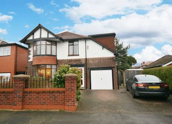 Thumbnail 4 bed detached house for sale in Richmond Hill Road, Cheadle