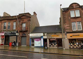 Retail premises to let in Main Street, Wishaw ML2