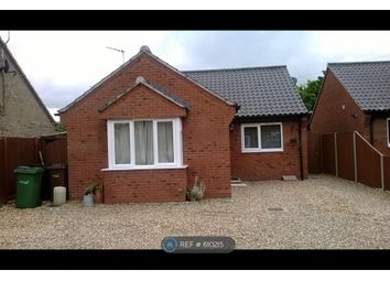 Thumbnail 3 bed bungalow to rent in Allthorpe Road, Harleston
