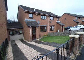 Thumbnail 3 bed semi-detached house for sale in Alexander Street, Dunbeth, Coatbridge