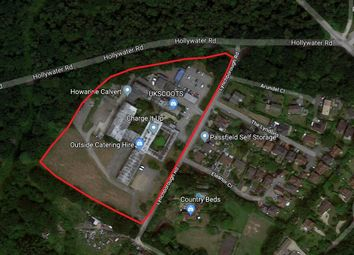 Passfield Business Centre, Lynchborough Road, Passfield, Liphook GU30. Industrial