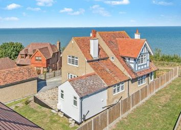 Thumbnail 3 bedroom detached house for sale in The Leas, Southsea Avenue, Minster-On-Sea, Kent