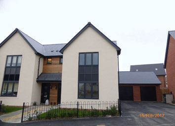 Thumbnail 3 bed semi-detached house to rent in Jasper Close, Bishops Cleeve, Cheltenham