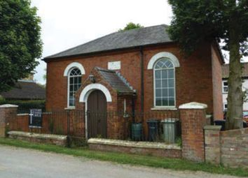 Thumbnail Detached house for sale in Authorpe Methodist Church, Scrub Lane, Authorpe, Louth, Lincolnshire