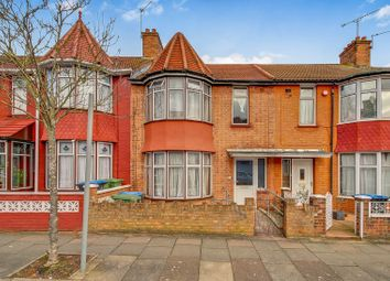 Thumbnail 3 bed terraced house for sale in Maybank Avenue, Wembley