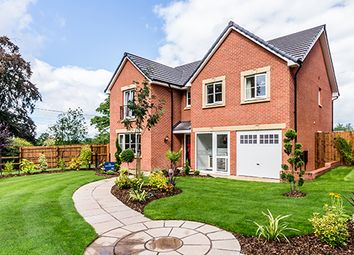 "Thumbnail 5 bed detached house for sale in ""Malborough"" at Bye Pass Road, Davenham, Northwich"