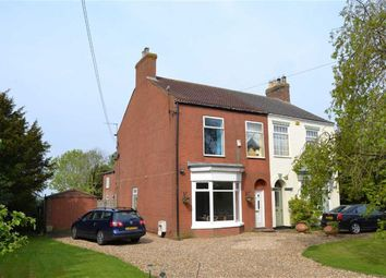 Thumbnail 5 bedroom semi-detached house for sale in Main Road, New Ellerby, East Yorkshire