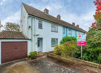 Thumbnail 3 bed end terrace house for sale in Townsend, Leigh Upon Mendip, Radstock