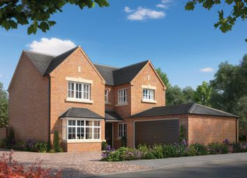 Thumbnail 4 bed detached house for sale in Jubilee Park, Thirkill Drive, Harrogate