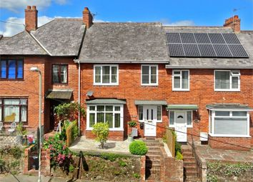 Thumbnail 4 bed terraced house for sale in Hamlin Lane, Heavitree, Exeter, Devon