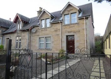 Thumbnail 3 bed semi-detached house for sale in 2 Burgh Cottages, Hawick