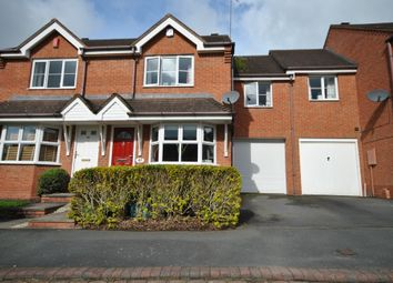 Thumbnail 3 bed semi-detached house for sale in Aldershaws, Dickens Heath, Shirley
