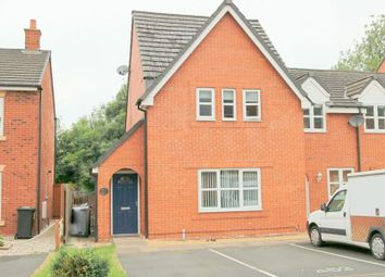 Thumbnail 3 bed end terrace house for sale in Lambert Crescent, Nantwich