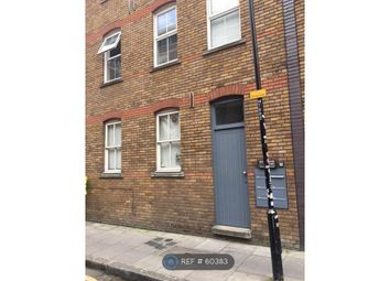 Thumbnail 1 bed flat to rent in Whites Row, London