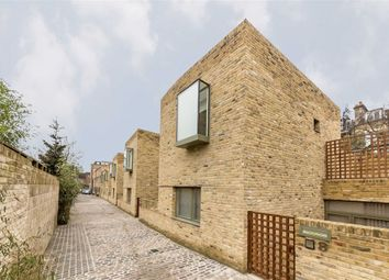 Thumbnail 3 bed terraced house for sale in Moray Mews, London