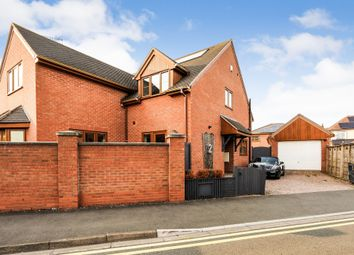 Thumbnail 3 bed detached house for sale in Blakefield Gardens, Worcester