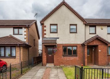 Thumbnail 3 bedroom end terrace house for sale in 10 Harbury Place, Glasgow