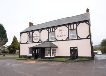 Thumbnail Hotel/guest house for sale in Burlescombe, Tiverton, Devon