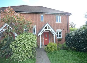 Thumbnail 3 bed semi-detached house for sale in Orchard Dene Drive, Padworth, Reading