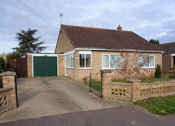 Thumbnail 3 bedroom detached bungalow for sale in Fitton Road, King's Lynn