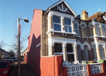 Thumbnail 4 bedroom end terrace house for sale in Central Park Road, London