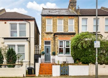 Thumbnail 2 bed end terrace house for sale in Himley Road, London