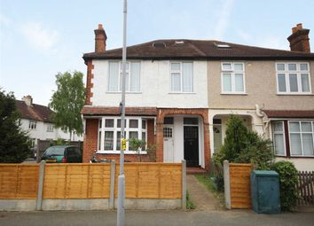 Thumbnail 4 bed flat for sale in Bond Road, Tolworth, Surbiton