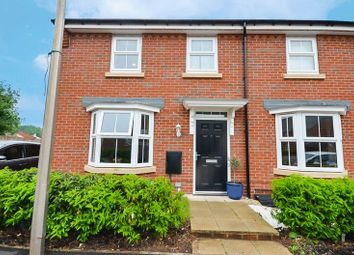 Thumbnail 3 bed town house for sale in 19 Brooke Avenue, Northwich