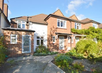 Thumbnail 4 bed semi-detached house to rent in Sherwood Road, Hampton Hill