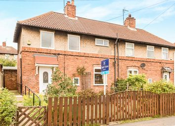 Thumbnail 3 bed semi-detached house for sale in Lancaster Street, Doe Lea, Chesterfield