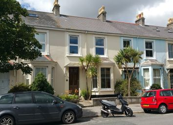 Thumbnail 4 bed terraced house to rent in Marlborough Road, Falmouth