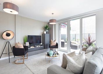 """Thumbnail 2 bed flat for sale in """"Chamberlain Court"""" at Station Parade, Green Street, London"""