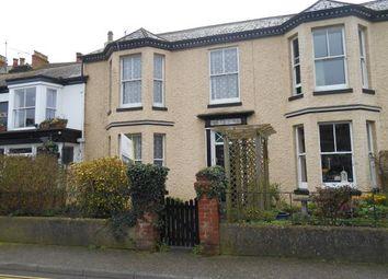 Thumbnail 3 bedroom terraced house for sale in Valetta, 8 Brunswick Place, Dawlish, Devon