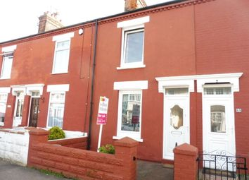 Thumbnail 3 bed terraced house for sale in Walpole Road, Great Yarmouth