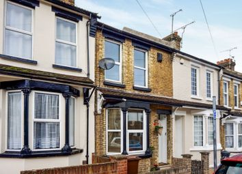 Thumbnail 3 bed terraced house for sale in Louisville Avenue, Gillingham