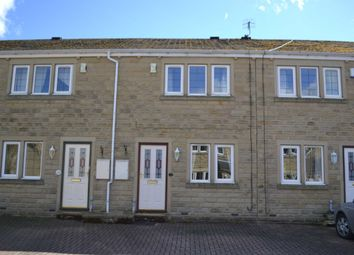 Thumbnail 2 bed terraced house to rent in Holmbank Mews, Brockholes, Holmfirth