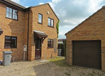 Thumbnail 2 bed end terrace house to rent in Wendover Mews, Bourne