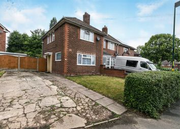 Thumbnail 3 bed end terrace house for sale in Flaxley Road, Birmingham
