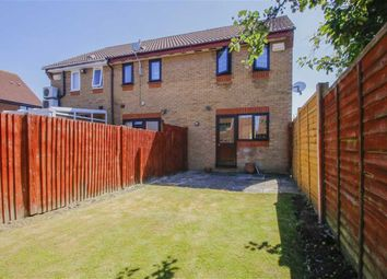 Thumbnail 2 bed end terrace house for sale in Longhedge, Caldecotte, Milton Keynes, Bucks